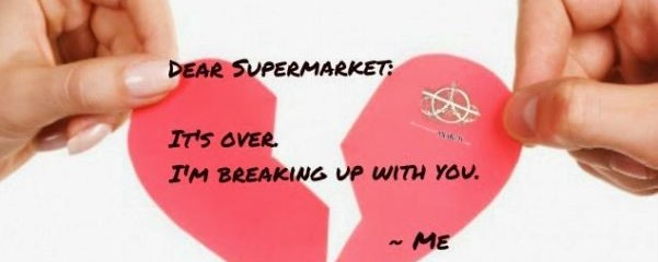 How to Break Up With Your Supermarket
