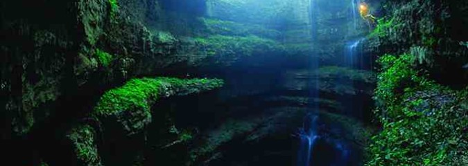 Good News: Scientists Detail Enormous Subterranean Water Reserves