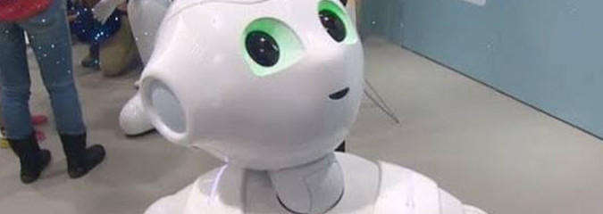 Chatty Robot Is World's First to Read People's Emotions
