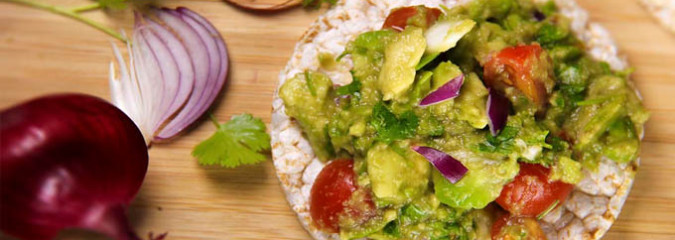 Perfect Guacamole – A Healthy Avocado Dip