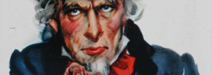 Does Uncle Sam Have a God Complex?