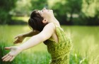 Open Your Heart Chakra with This Simple Yoga Pose