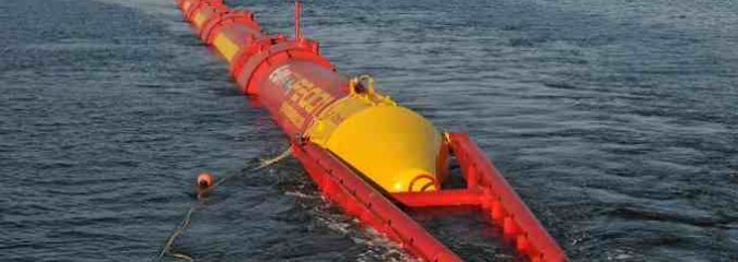 Whatever Happened to Wave Power?