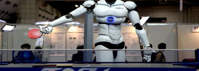 Robots to Replace White-Collar Jobs by 2035