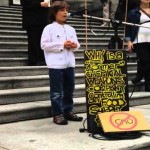9 Year Old Explains Why His Friends Shouldn't Eat GMO Bt Corn