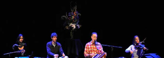 Krishna Das, on Singing, Looking Within, and Living Life