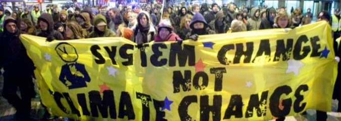 'People, Planet, Peace over Profit': Converging for System Change in Advance of Climate Summit