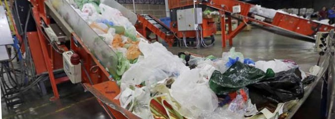 Single-Use Plastic Bags Banned In California