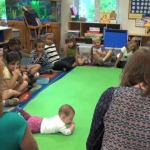 Babies Used As Teachers to Help Develop Empathy in Schoolchildren