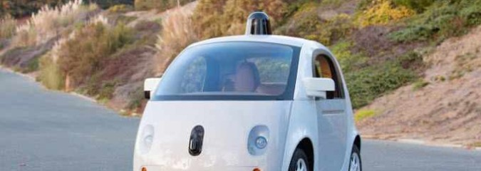 Google's Self-Driving Car Hits Roads Next Month—Without a Steering Wheel or Pedals