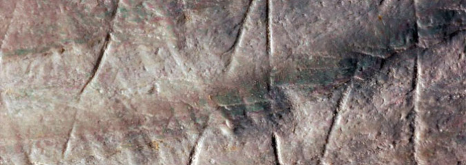 500,000 Year Old Engraving Rewrites View of Human History