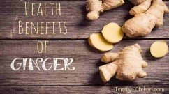 Ginger-health-benefits