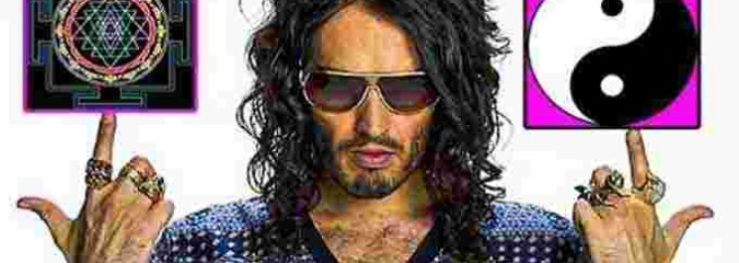 Is This the Most Spiritually Inspiring Russell Brand Video?  You Be the Judge!