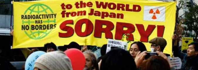 Four Years Since Fukushima, Calls Grow for Nuclear-Free World