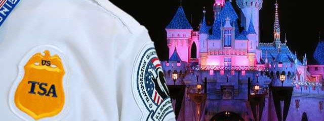 "TSA Now Instructing Disneyland Employees to Flag ""Excessive Laughter"" or ""Wearing a Disguise"" As Signs of Terrorism"
