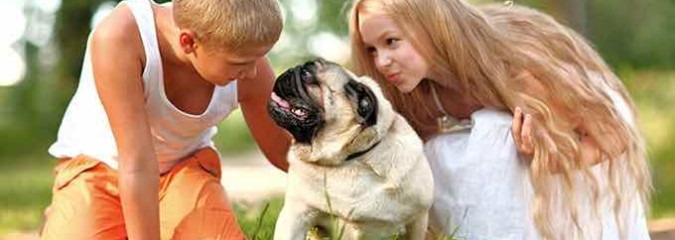 Kids Who Grow Up With Pets Are More Emotionally Intelligent and Compassionate