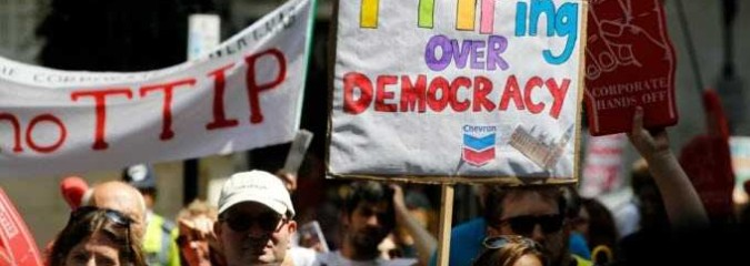 Newly Leaked TTIP Draft Reveals Far-Reaching Assault on US/EU Democracy