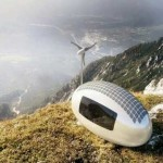 MUST-SEE: Cool New Ecocapsule Tiny Home Can Go Off-Grid and Off-Pipe