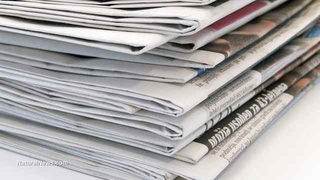 Newspapers-News-Close-up
