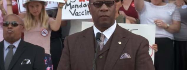 Blacks and Whites Unite Against SB277 Forced Vaccination Bill