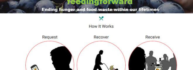 New App Is Helping Feed Hundreds of Thousands of Homeless People