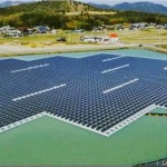 Japan Is Building Huge Floating Mega-Solar Power Plants