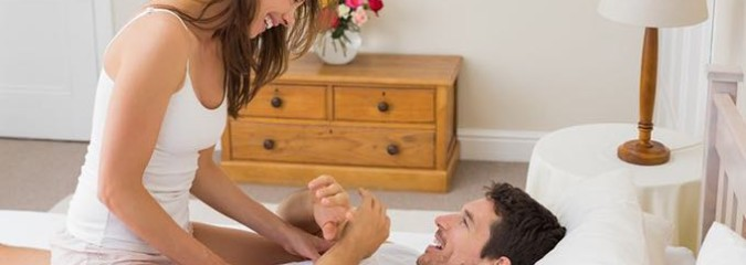 The Top 10 Things Women Want in Bed (from a Survey of 1,000 Women)