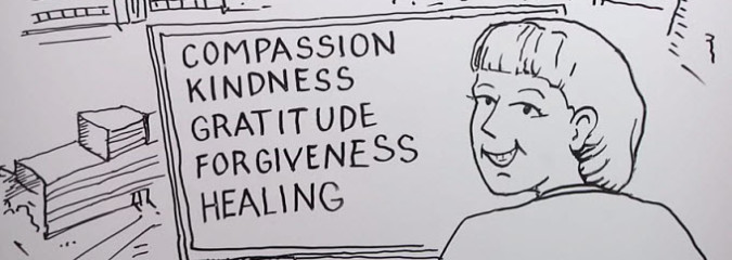 How Gratitude and Compassion Can Train Your Brain to Be Happy