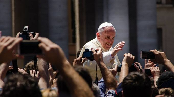 Ten Things Pope Francis Said that May Signal the Dark Side's Demise