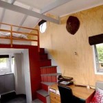 Brilliant Off-Grid 161 Sq. Ft. Tiny Home Built For Less than $14K (Video)