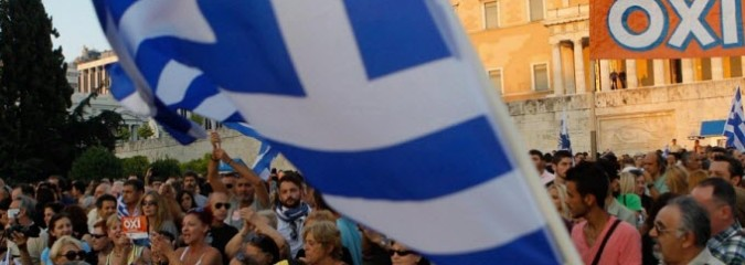 Greek Financial Crisis Continues to Grow: Big Debate Over Bail Out or New Paradigm