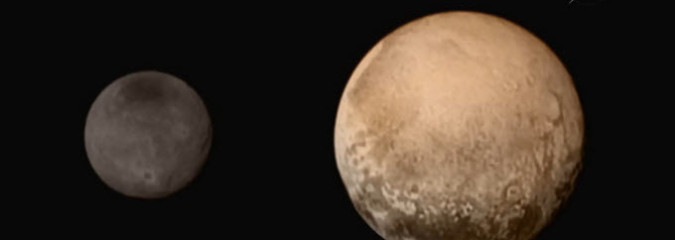 Here's What We've Learned About Pluto in the Past 24 Hours