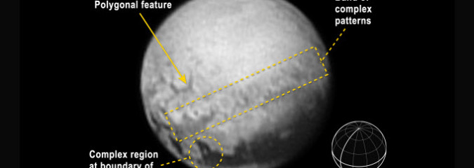 Strange Features on Pluto, Australia Record Cold | S0 News July 12, 2015
