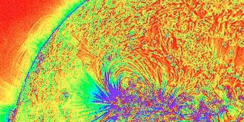 The Sun is Going to Sleep: the Coming Grand Minimum, Magnetic Storm | S0 News July 11, 2015