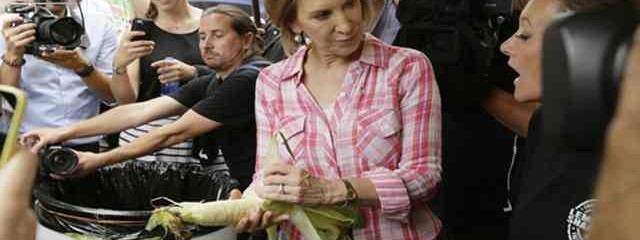 No Federal Minimum Wage?! That's What Republican Presidential Candidate Carly Fiorina Wants