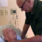 Incredibly Touching Video of 92-Year-Old Man Singing To His Dying Wife Goes Viral