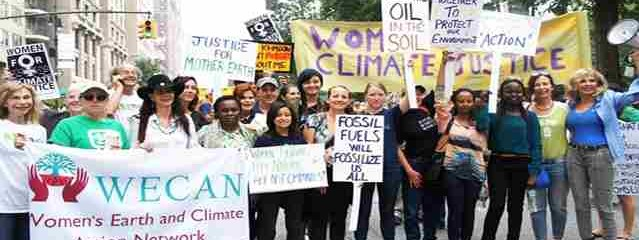 Why Women Are Central to Climate Justice and Solutions