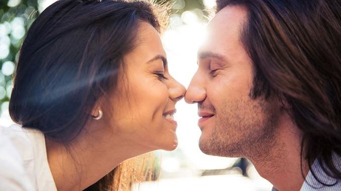 16 Kinds of Intimate Kisses & What They Mean