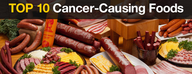 Top 10 Cancer Causing Foods: Are These In Your Diet?