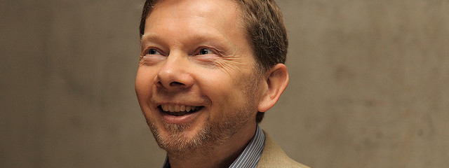 Eckhart Tolle's Gentle Action