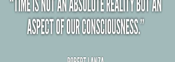 Our Personal Paradigm: An Exploration of Biocentrism [VIDEO]: Robert Lanza