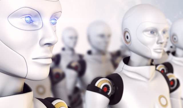 "humanoid robots being trained to say ""no"""