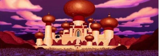 """Poll Shows Way Too Many People Are In Favor Of Bombing Fictional City From """"Aladdin"""""""
