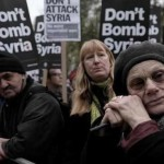 Destroying 'Prospects of Peace,' UK Begins Bombing of Syria