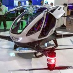 Ehang 184 Passenger Drone – Demo flights soon, on sale 2016