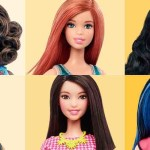 Barbie Doll Evolves: Mattel Unveils New Curvy, Tall, Petite Doll Body Types
