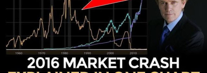 Here's Why the Stock Market Is Crashing (MUST SEE VIDEO)
