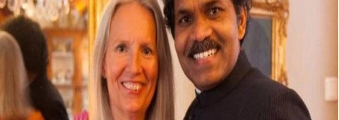 Love-Struck Indian Man Cycles 70 KM a Day For 5 Months To Reunite With Wife in Sweden