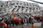 Deadly Earthquake Topples Buildings in Taiwan, CME, Magnetic Sun | S0 News Feb.6.2016