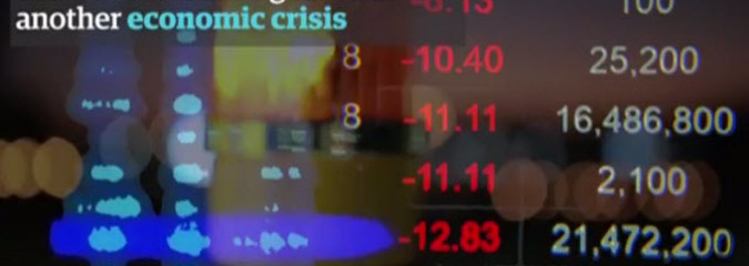 Is the Global Economy About To Crash? (Must See Video)